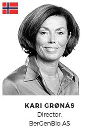 Kari Grønås bio pharma