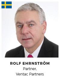 Rolf Ehrnström life science mentor