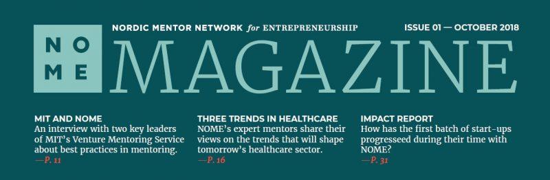 nome magazine healthcare
